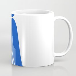 blue nude 1 Coffee Mug