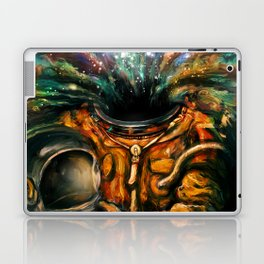 Inhale Laptop & iPad Skin