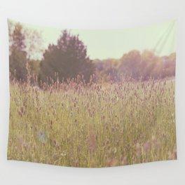 Tall Grass Wall Tapestry