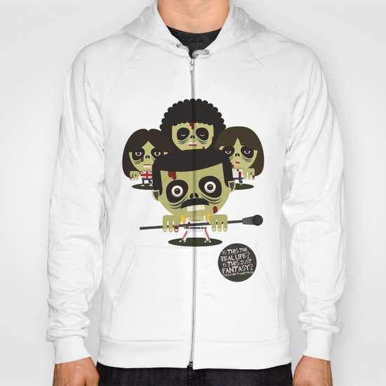 queen zombies Hoody
