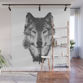 wolfblossom Wall Mural