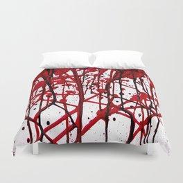 BLOODY VEINS  Duvet Cover