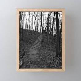 Get Lost & Find Yourself  Framed Mini Art Print