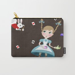 Falling into a Land of Wonder Carry-All Pouch