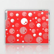 Bubblemagic - Red Laptop & iPad Skin