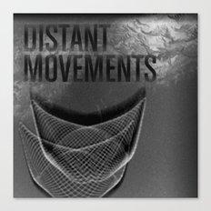 Distant Movements (Forgotten Broadcast) Canvas Print