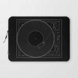 Turntable Laptop Sleeve