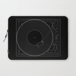 Turntable Laptop Sleeve