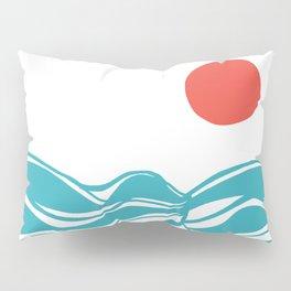 Swell, ocean waves Pillow Sham