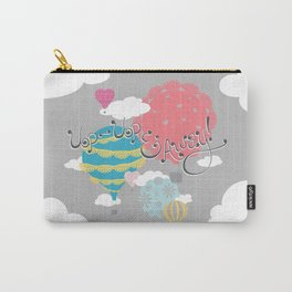 Up-Up & Away! Carry-All Pouch