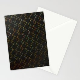Square Traffic  Stationery Cards