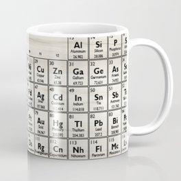 Periodic table 2 Coffee Mug