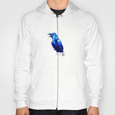 Corvo Blu Hoody