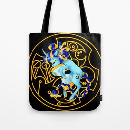 Ananta the Eternal [Black] Tote Bag