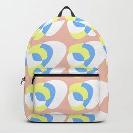 Sunday Futurist (rose pink) Backpack