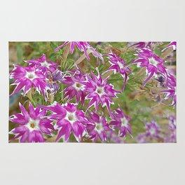 little flower - flor do campo Rug