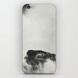 Mountain in the Clouds iPhone Skin