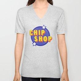 Chip Shop Unisex V-Neck