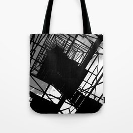 Fire Tower Tote Bag