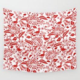Window Garden Wall Tapestry