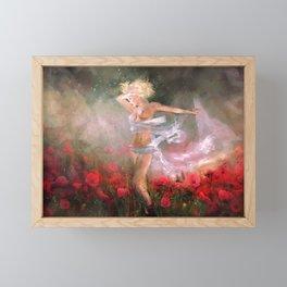 Released Framed Mini Art Print