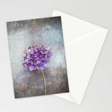 Beautiful Lilac Hydrangea Stationery Cards