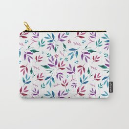 Lovely Leafery Carry-All Pouch