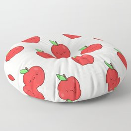Cute Apple Floor Pillow