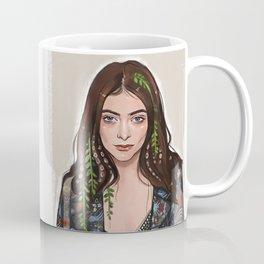 Mermaid / Lorde Coffee Mug