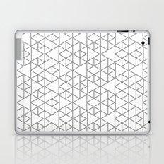 Karthuizer Grey & White Pattern Laptop & iPad Skin