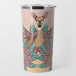 Deer Totem Travel Mug