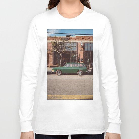 Los Angeles Arts District Long Sleeve T-shirt