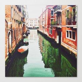 Venice Way Canvas Print