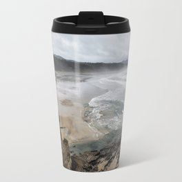 Lookout Point near Otter Rock Travel Mug