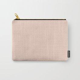 Creme de Peche | Pantone Fashion Color | Fall : Winter 2019-2020 | New York | Solid Color | Carry-All Pouch