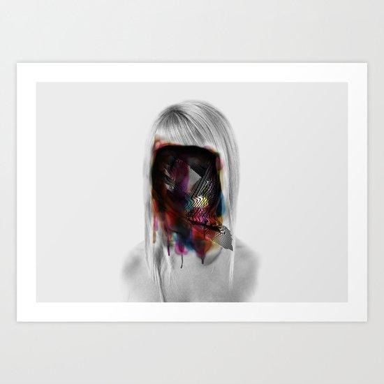 Hollow Art Print