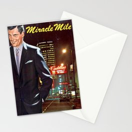California Miracle Mile Stationery Cards