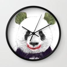 Jokerface Wall Clock