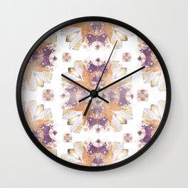Kaleidoscope I-I Wall Clock