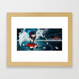 Yuimetal Framed Art Print