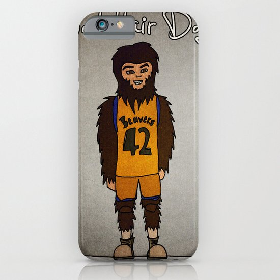 bad hair day no:2 / Teen Wolf iPhone & iPod Case
