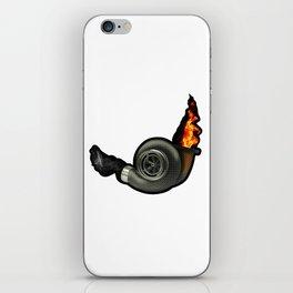 Turbocharged iPhone Skin
