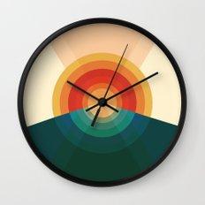 Sonar Wall Clock