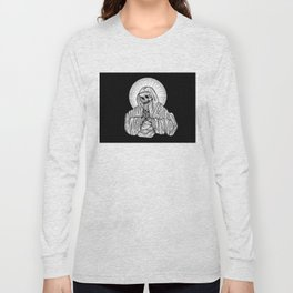 praying for death Long Sleeve T-shirt