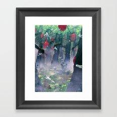 The Edenbird Hive Framed Art Print