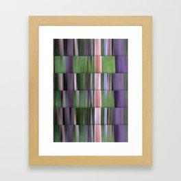 Bushland Abstract Framed Art Print