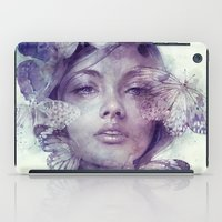 doll iPad Cases featuring Adorn by Anna Dittmann