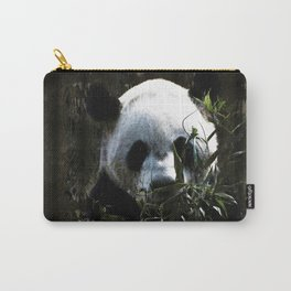 Chinese Giant Panda Bear Carry-All Pouch