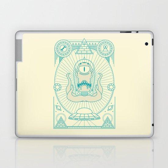 Kang the Liberator  Laptop & iPad Skin