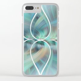 Sigh of Bliss Clear iPhone Case